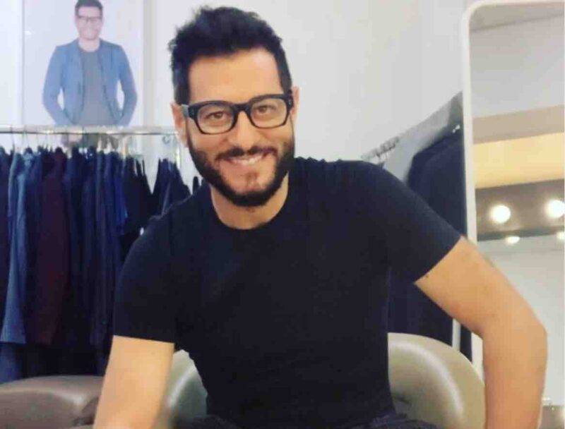 Enrico Papi chi è, altezza, carriera e vita privata (Instagram)
