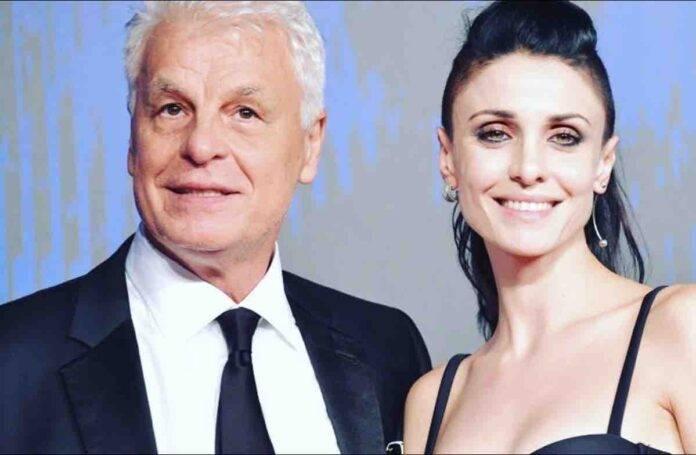 Federica Luna Vincenti moglie Michele Placido (Instagram)