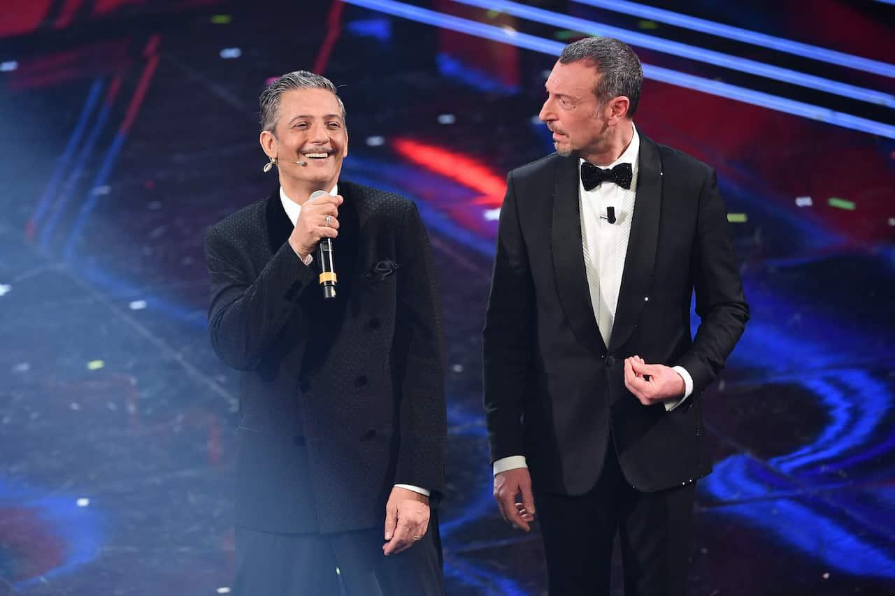 Festival di Sanremo, ascolti in calo (Getty Images)