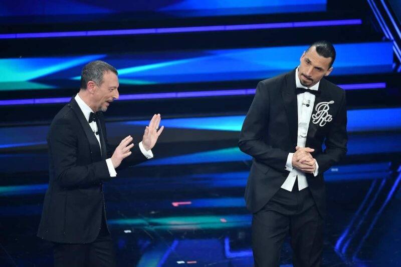 Festival di Sanremo, torna Ibra con Mihajlovic (Getty Images)