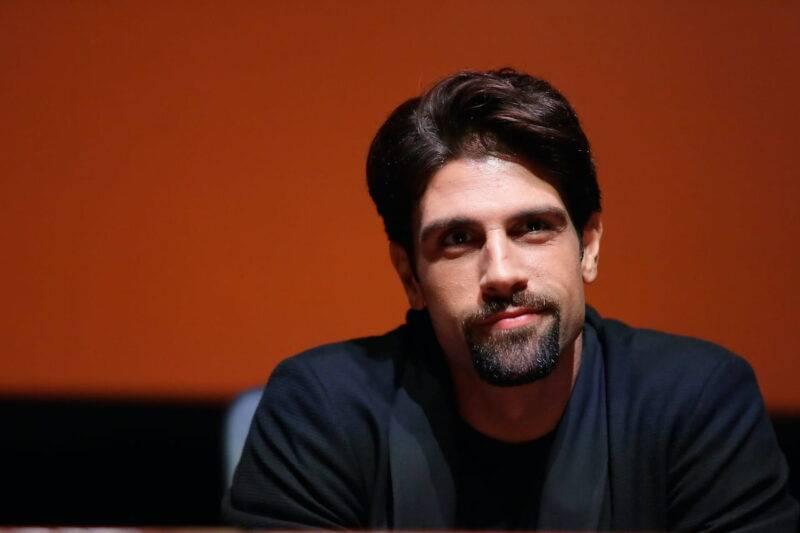Gilles Rocca, da ballerino a naufrago (Getty Images)