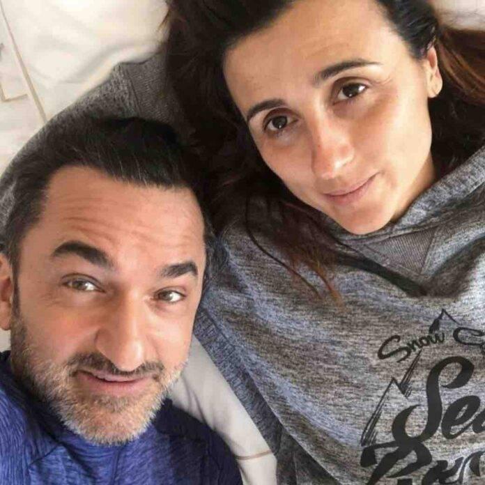 Nicola Savino e Manuela Suma (Instagram)