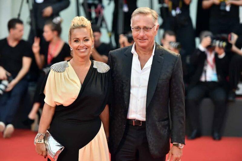 Paolo Bonolis e Sonia Bruganelli (Getty Images)