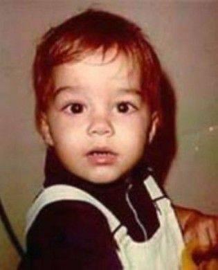 Ricky Martin da piccolo vip da piccoli