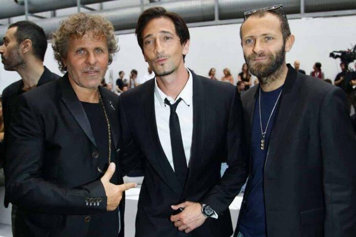 Stefano Rosso, il fidanzato di Francesca Chillemi (Getty Images)