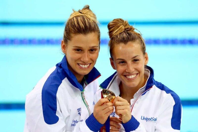 Tania Cagnotto, è nata la figlia Lisa, congratulazioni social (Getty Images)