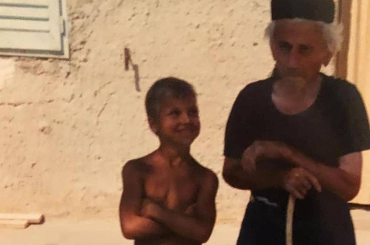Zlatan Ibrahimovic da piccolo vip da piccoli