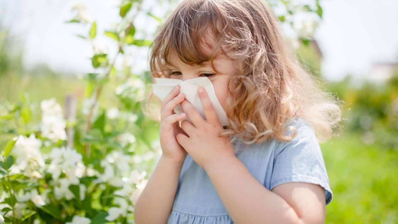 sindrome primavera bambini