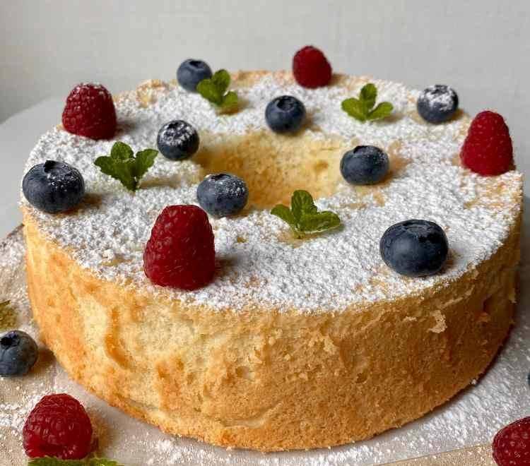 Angel Cake di Dory