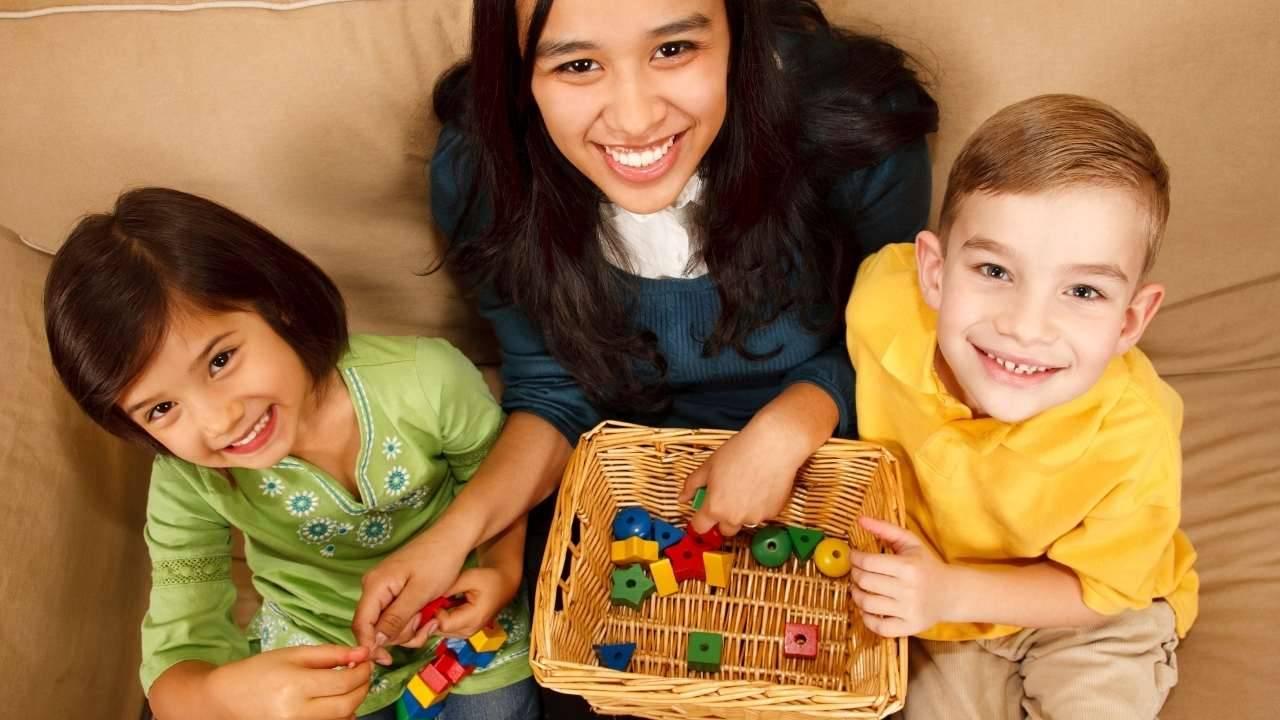 babysitter nonni nido
