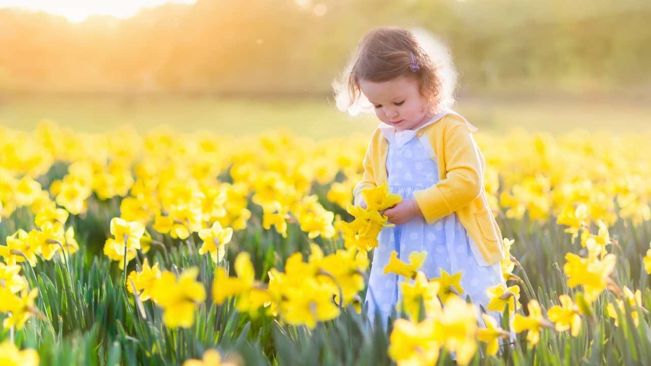 primavera vestiti bambini