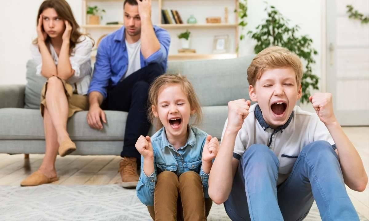 bambini rispondono male