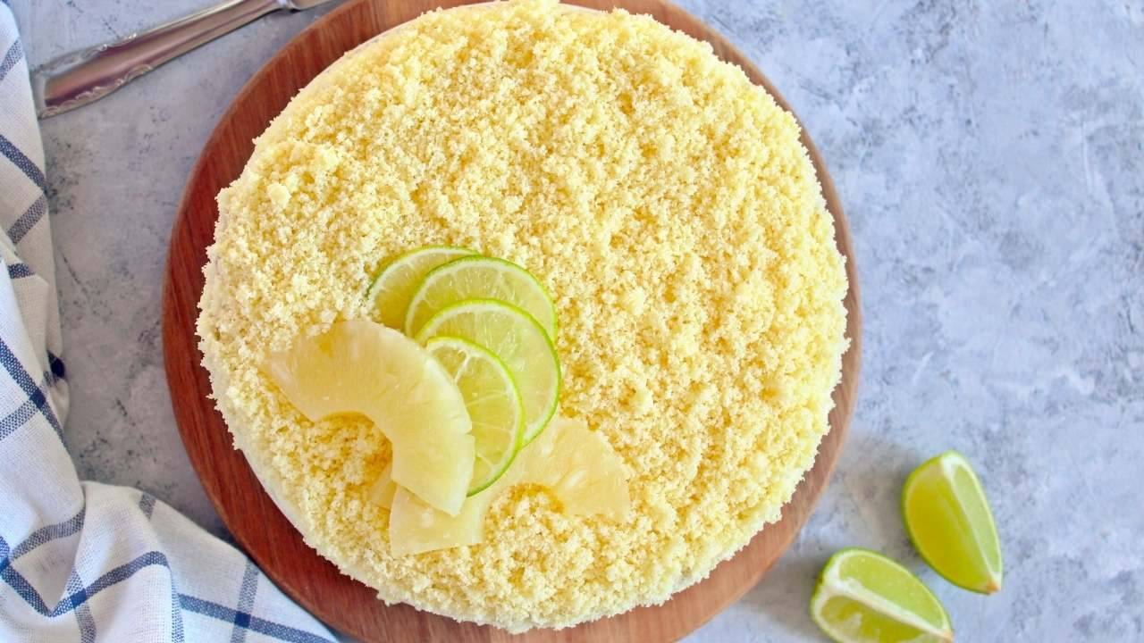 mimosa cheesecake