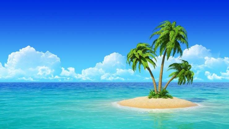 test isola deserta