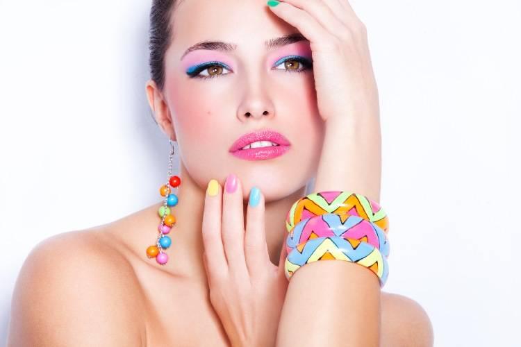 makeup colorato