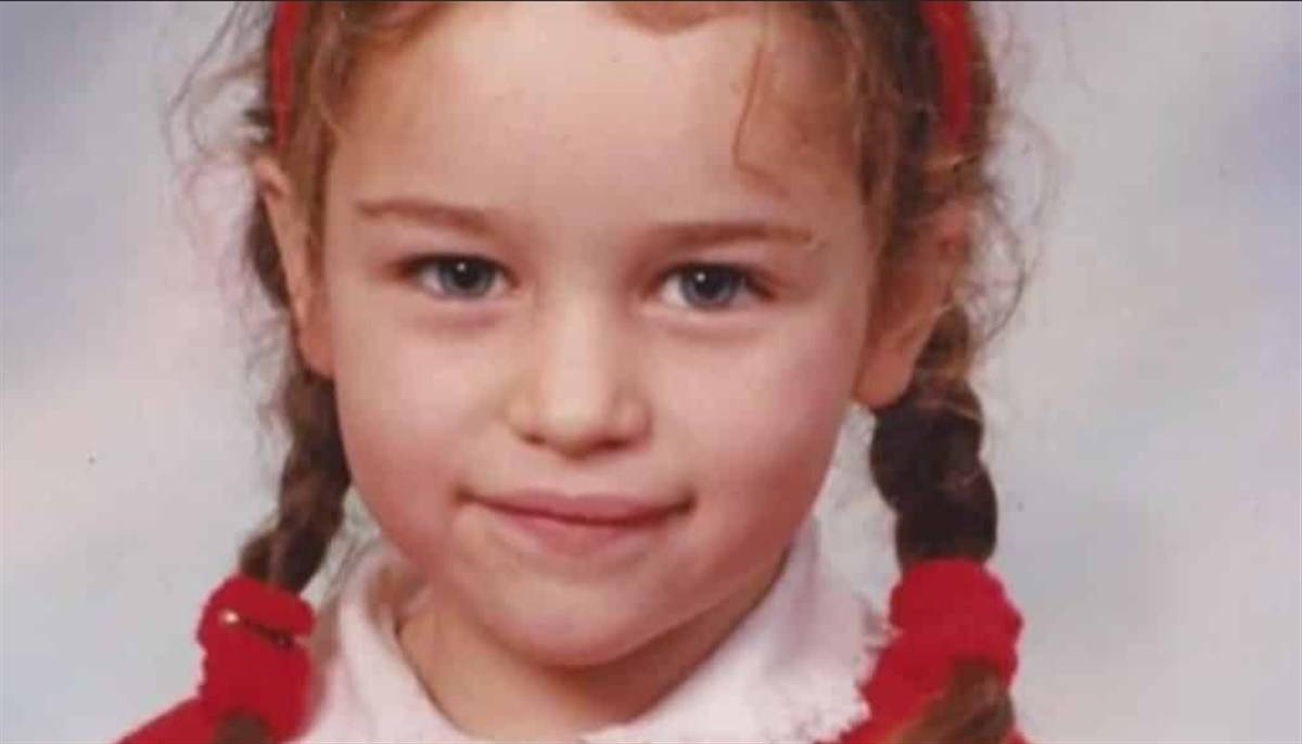 Emilia Clarke da piccola