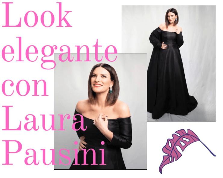 Laura Pausini elegante