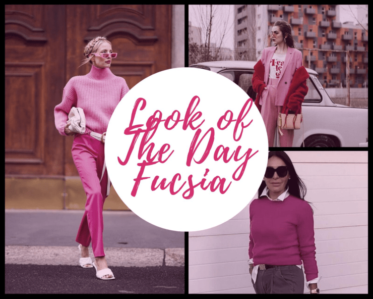 look fucsia