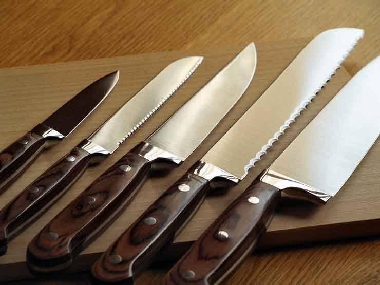regalare coltelli