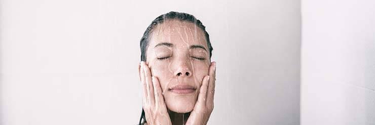 doccia pelle secca