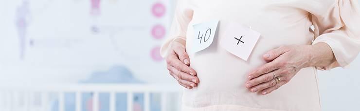 gravidanza tardiva