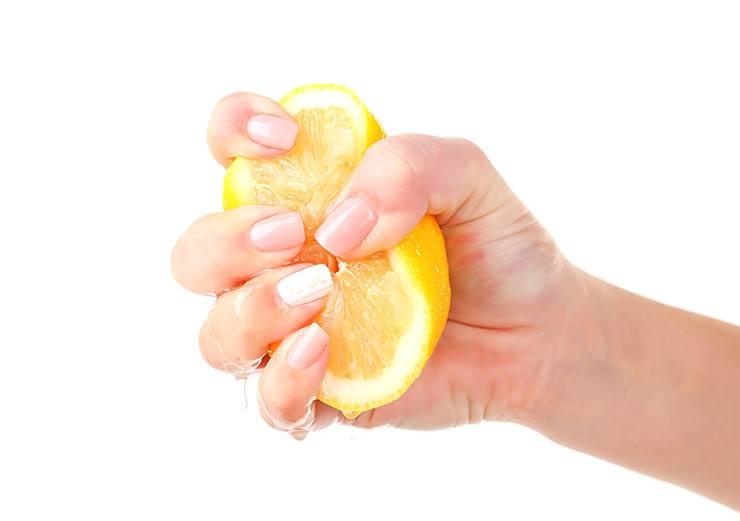 spremuta limone