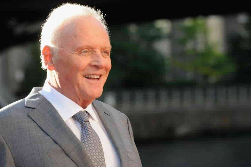 The Father Anthony Hopkins emoziona tutti (Getty Images)