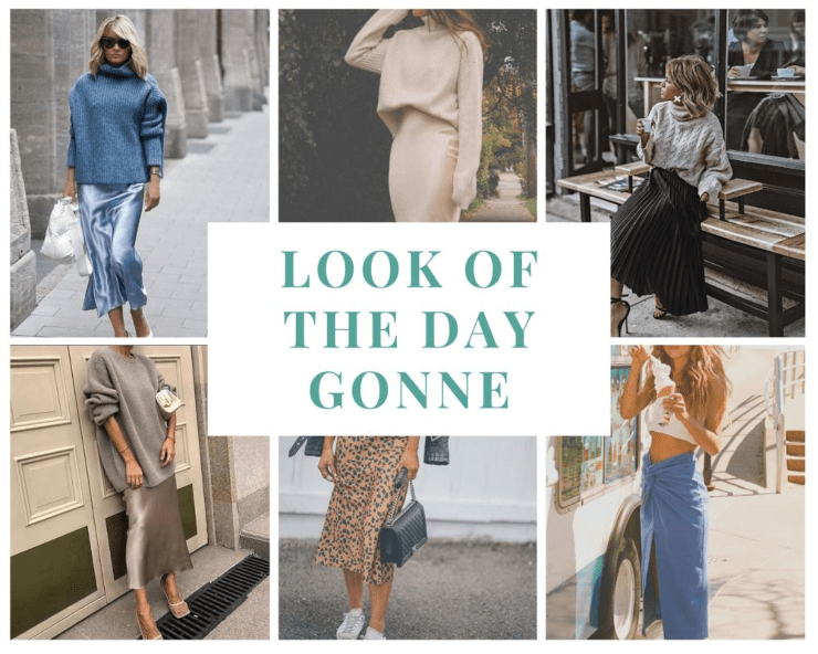 Look of the day gonne