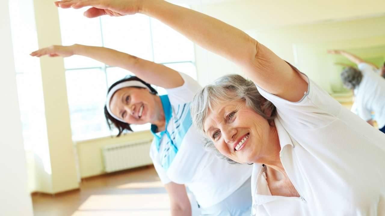 artrosi attività fisica