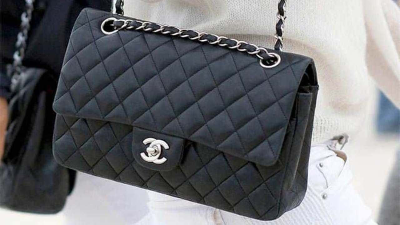 borsa chanel falsa