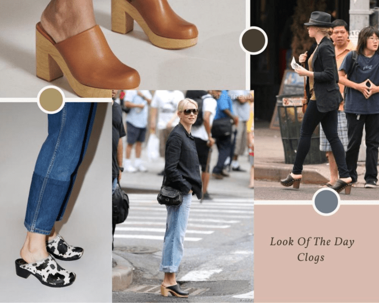 Look of the day zoccoli