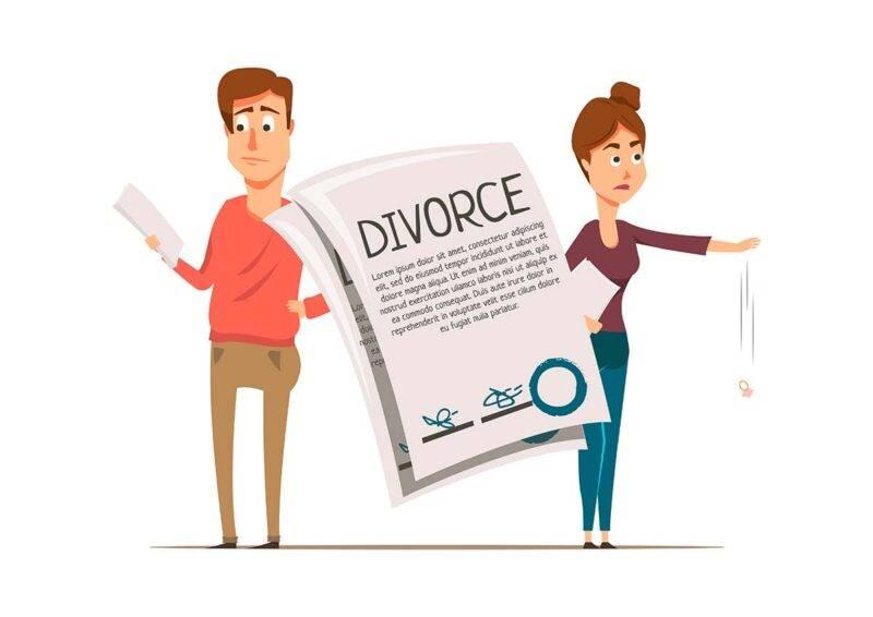 coppia errori causa divorzio