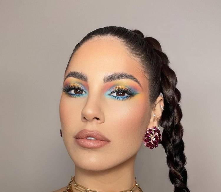 Giulia De Lellis makeup