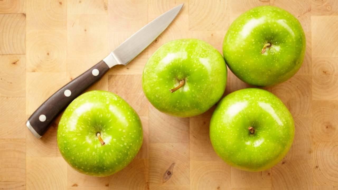 apple pie trucchi