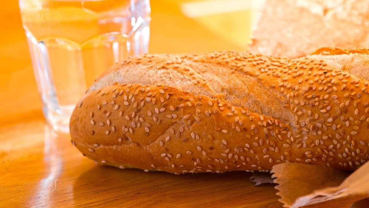 pane tornare morbido