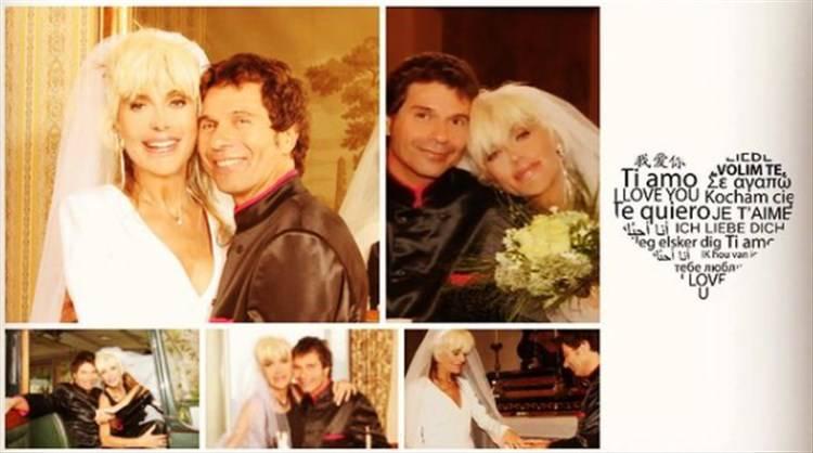 Donatella Rettore matrimonio