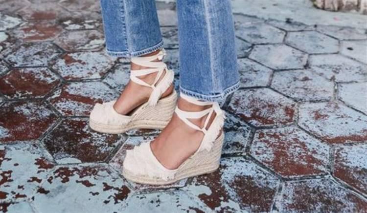 scarpe zeppa primavera