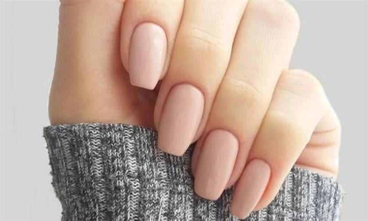 unghie rosa