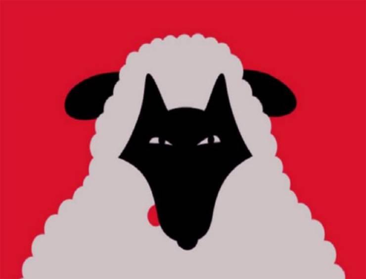 test lupo pecora