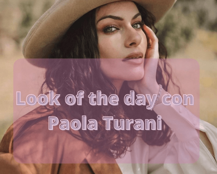 paola turani look of the day