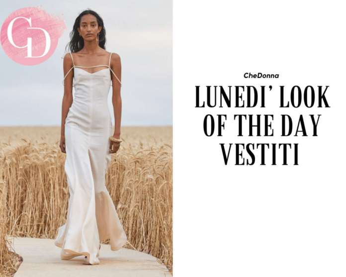 vestiti look of the day