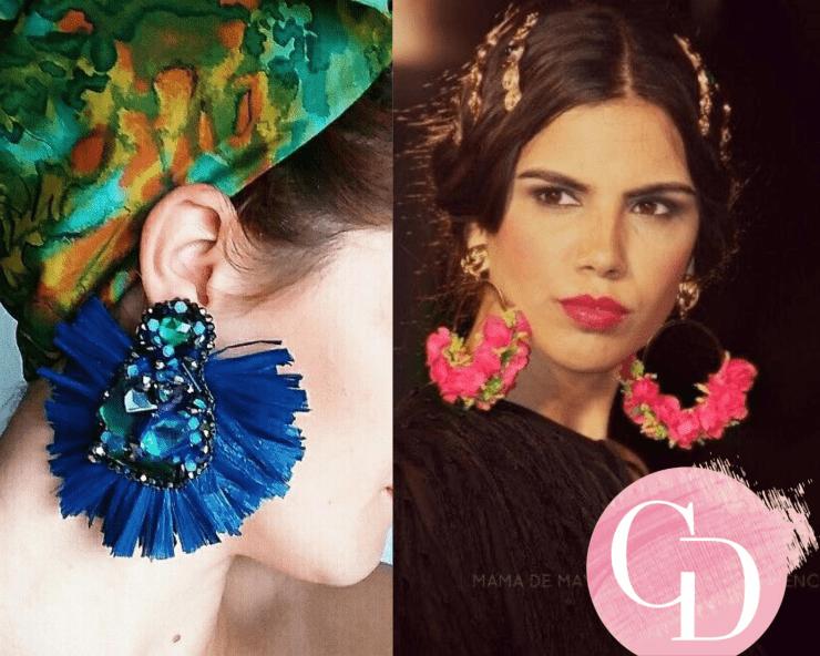 orecchini trendy