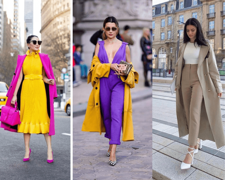 street look con trench