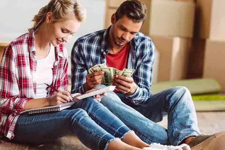 coppia e finanze