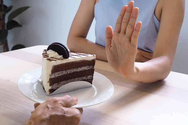 stop zucchero