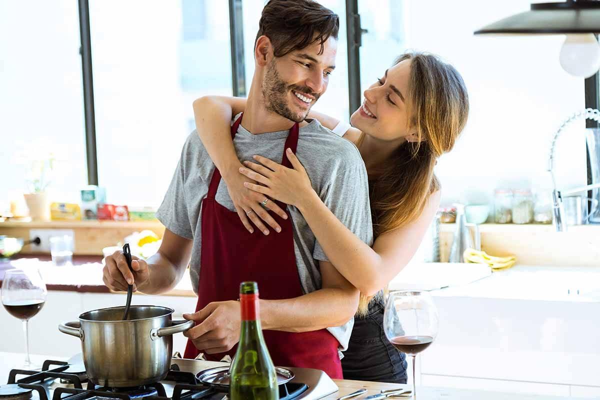 La ricetta magica dell'amore che dura per sempre