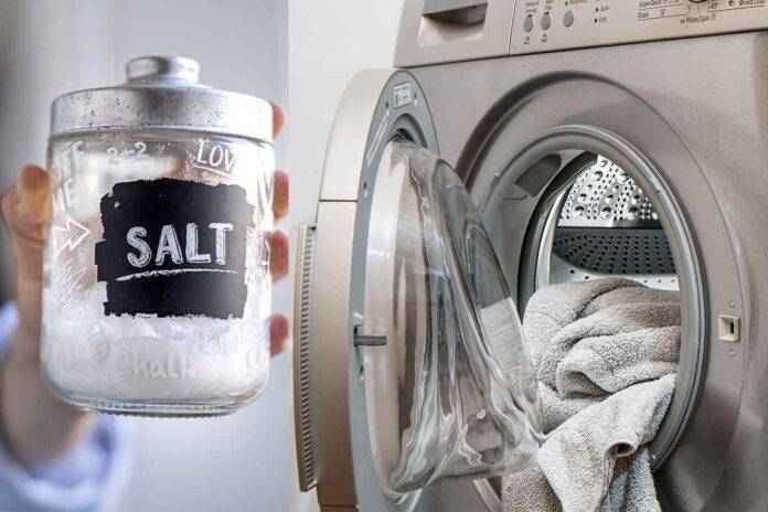 sale lavatrice