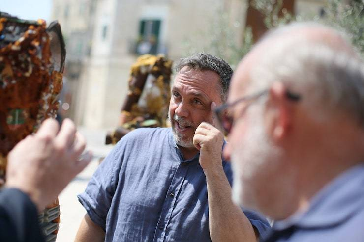 Gabriele Cirilli malattia (Getty Images)