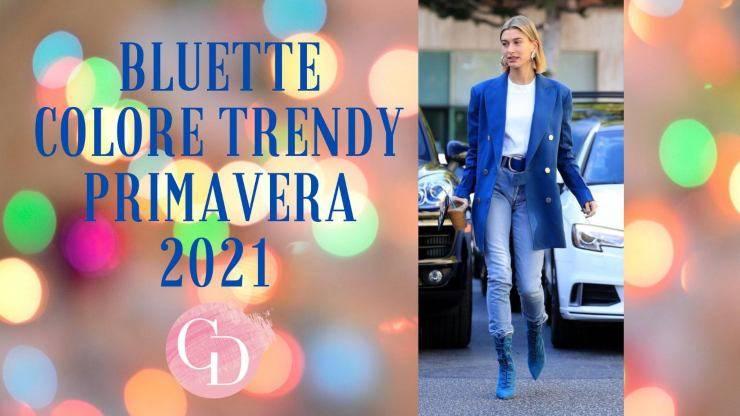 bluette colore trendy