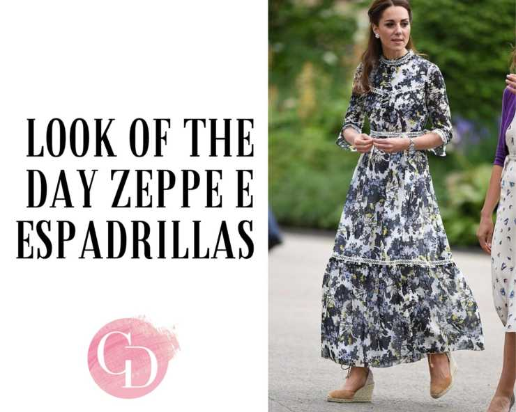 look of the day zeppe e espadrillas